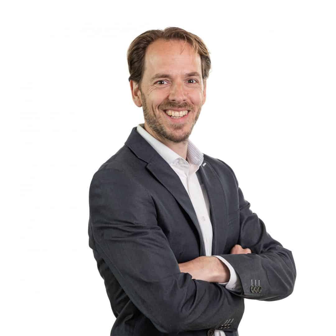 Barry Beckers - Greyt CFO & Partner voor de Ondernemer
