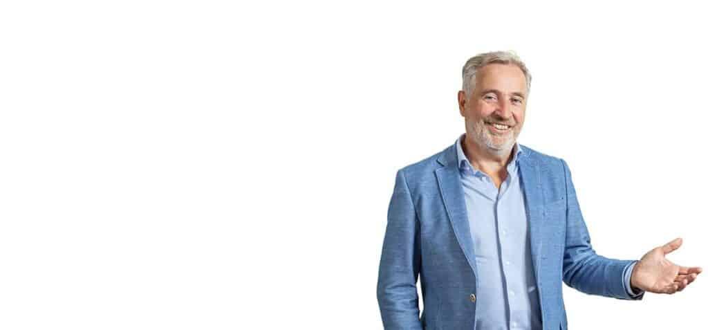 Paul Steeman Greyt CFO & Partner
