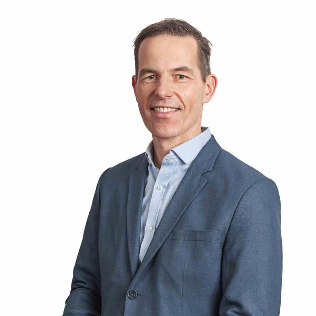 Bert van der Meer Greyt CFO partner