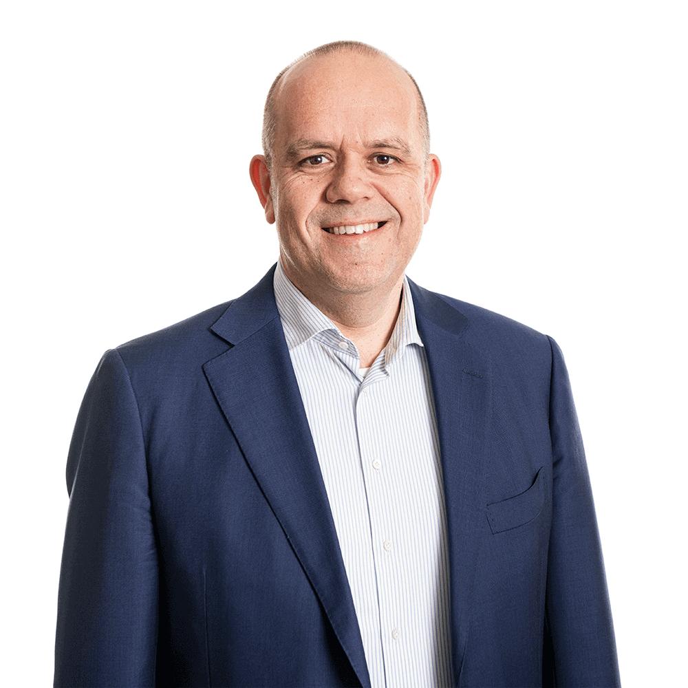 Hans Huiszoon - Greyt CFO & Partner