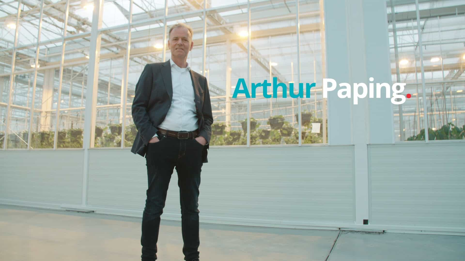 Portretvideo: Arthur Paping