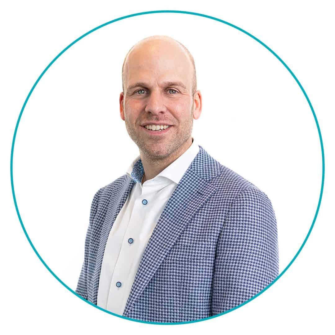 Ralf van den Berg - CFO bij Greyt sinds 2019