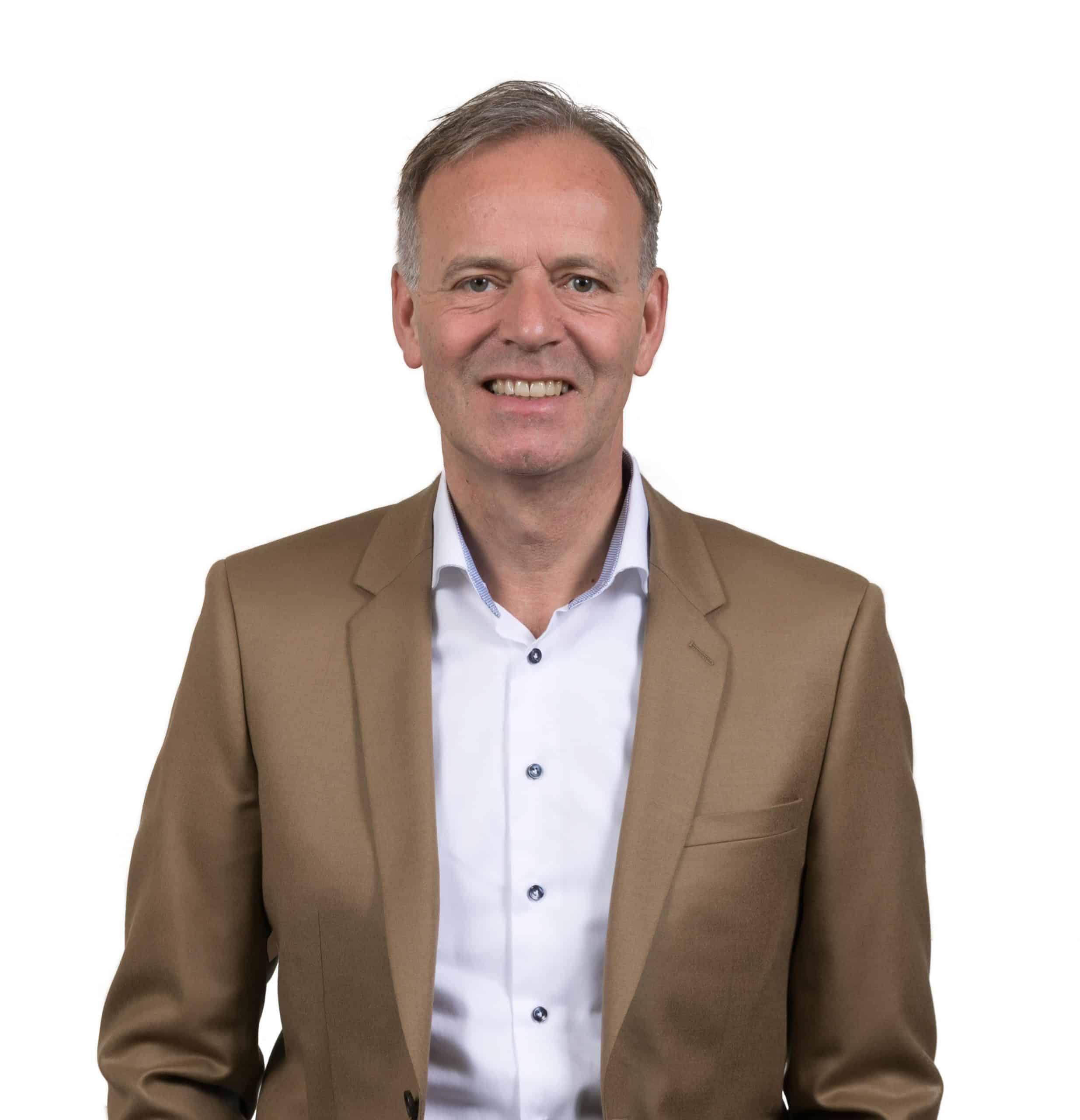 Arthur Paping - CFO & Partner bij Greyt