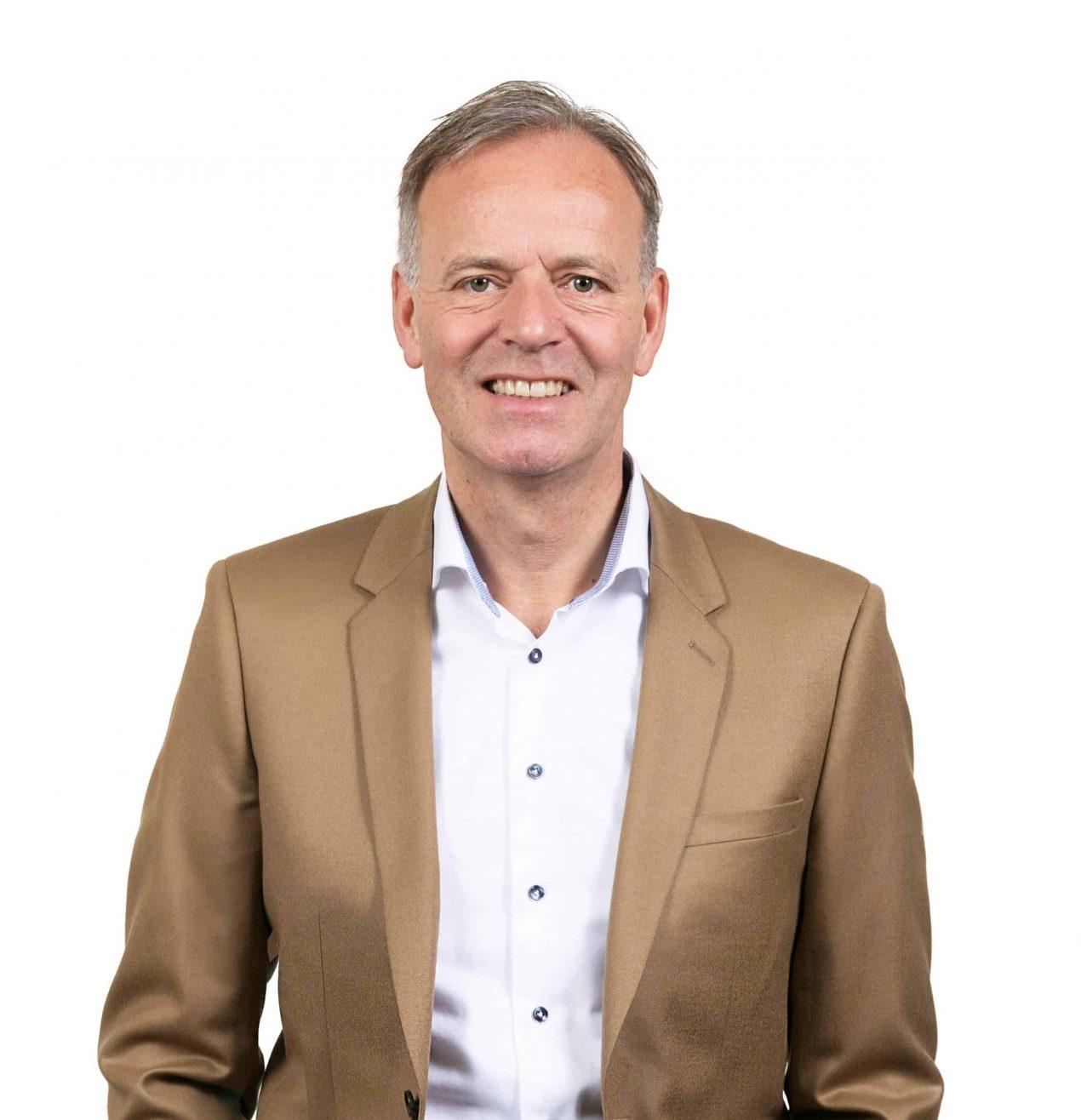 Arthur Paping - Greyt CFO & Partner
