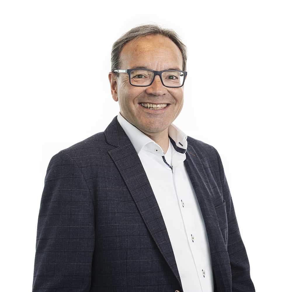 Erwin van Meeteren - Greyt CFO