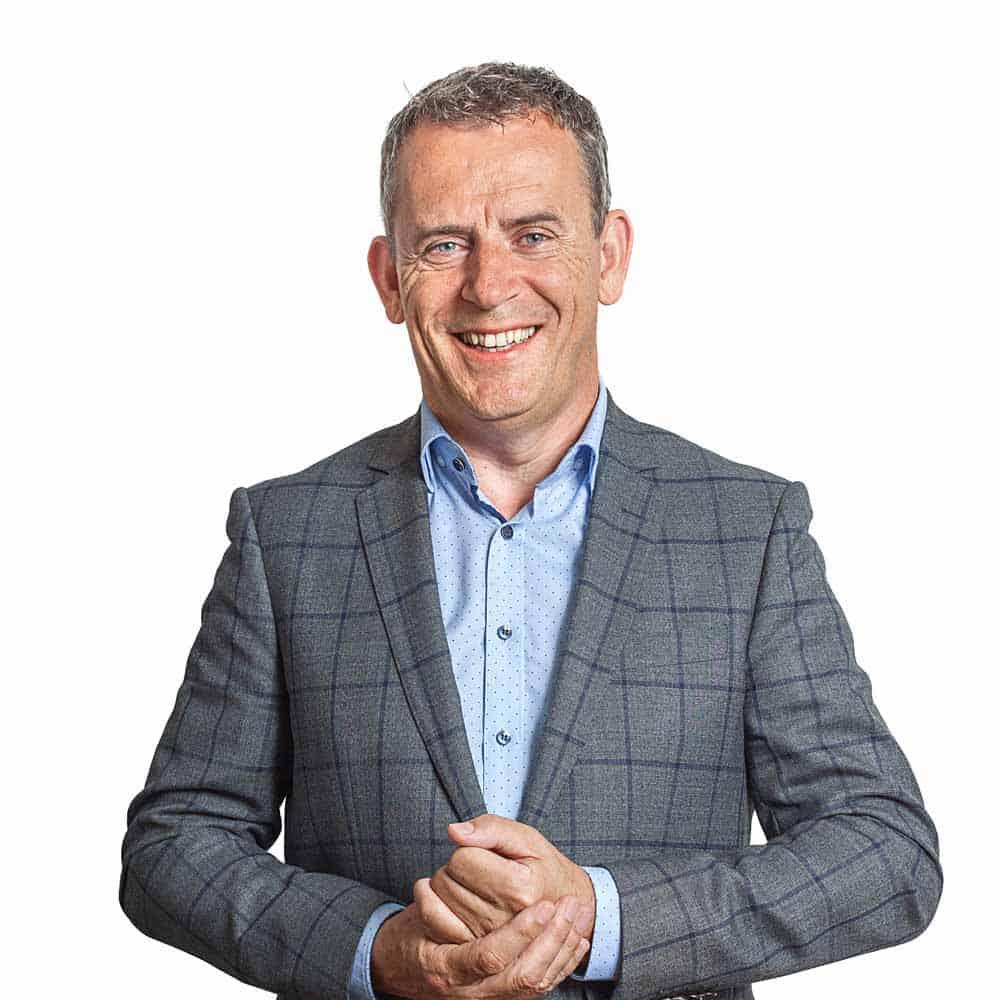 Johan Brekelmans Greyt CFO Partner