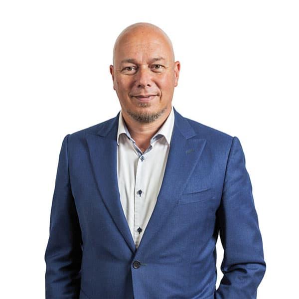 Ed van Viegen Greyt CFO & Partner